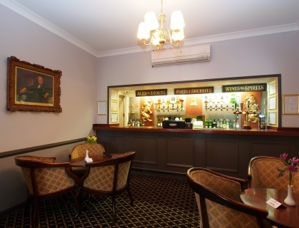 Chatsworth Hotel Worthing West Sussex Lounge Bar