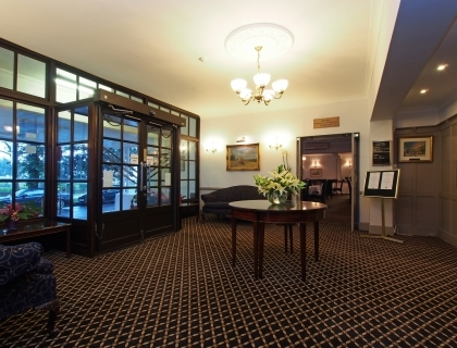 Chatsworth Hotel Worthing West Sussex Reception